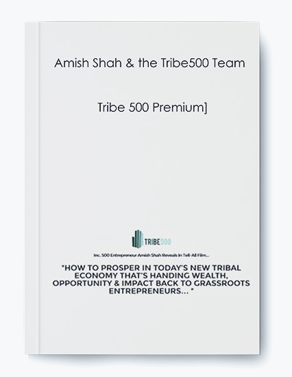 Amish Shah & the Tribe500 Team – Tribe 500 Premium by https://koiforest.com/