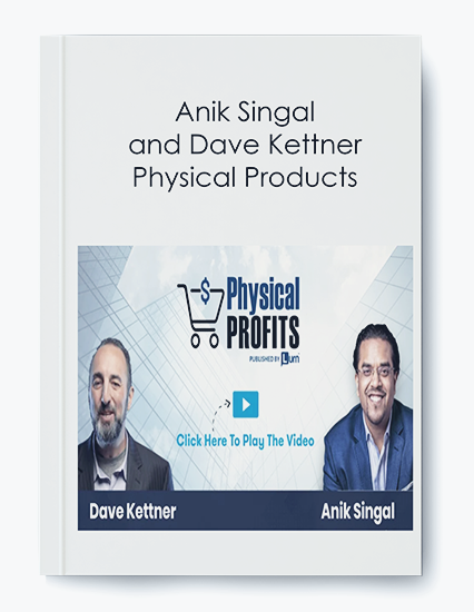 Anik Singal and Dave Kettner – Physical Products by https://koiforest.com/