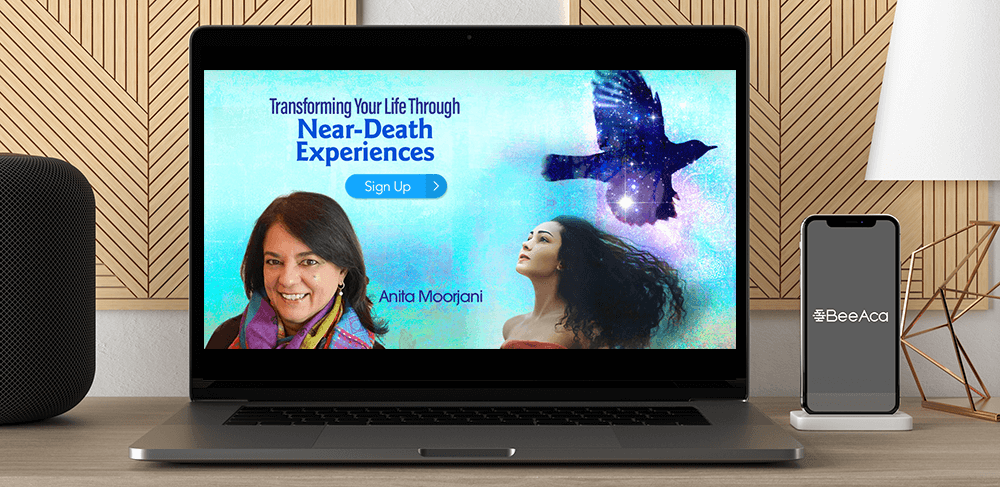 Anita Moorjani - Transforming Your Life Through Near-Death Experiences by https://koiforest.com/