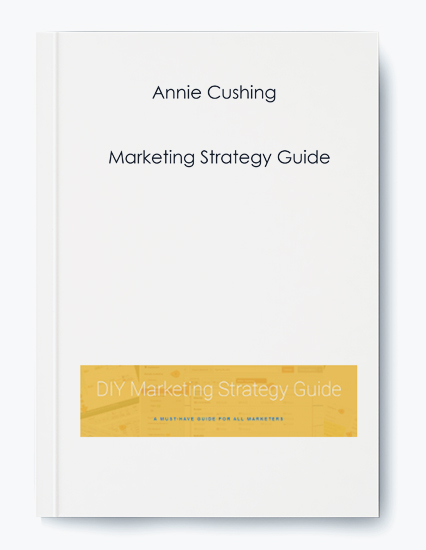 Marketing Strategy Guide by Annie Cushing by https://koiforest.com/