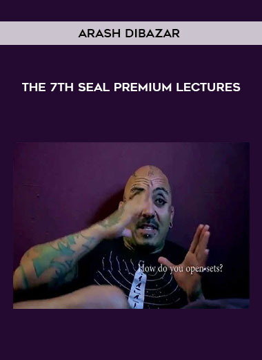 The 7th Seal Premium Lectures by Arash Dibazar by https://koiforest.com/