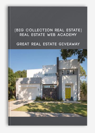 [BIG Collection Real Estate] Real Estate Web Academy – Great Real Estate Giveaway by https://koiforest.com/
