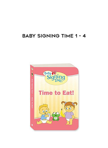 Baby Signing Time 1 - 4 by https://koiforest.com/
