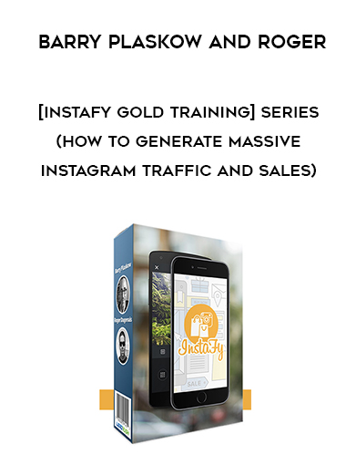 Barry Plaskow and Roger – [Instafy Gold Training] Series by https://koiforest.com/