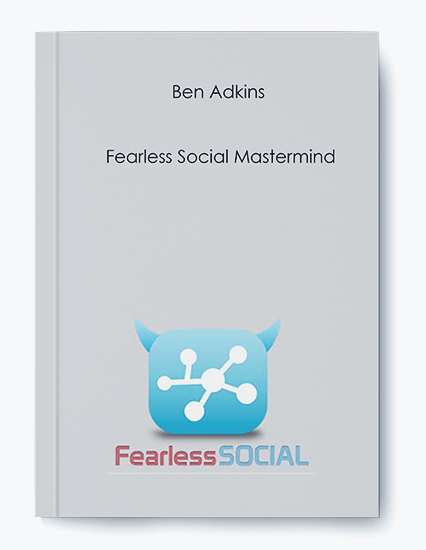Ben Adkins – Fearless Social Mastermind by https://koiforest.com/