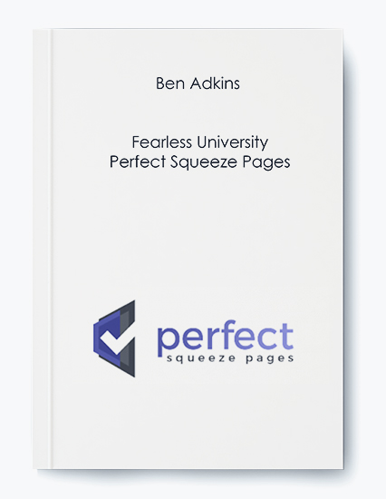 Fearless University – Perfect Squeeze Pages by Ben Adkins by https://koiforest.com/