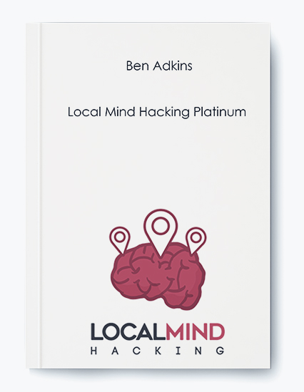 Local Mind Hacking Platinum by Ben Adkins by https://koiforest.com/