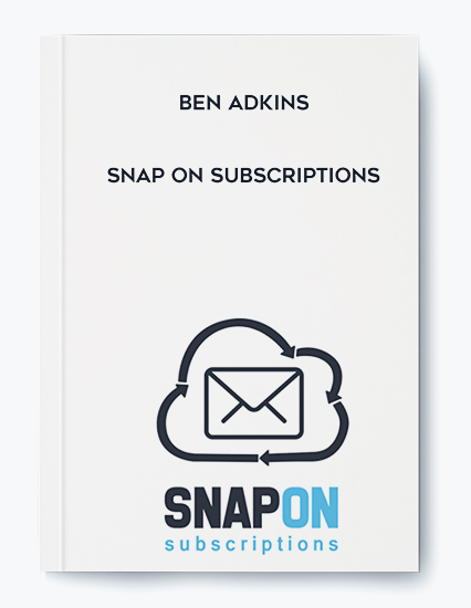 Ben Adkins – Snap on Subscriptions by https://koiforest.com/