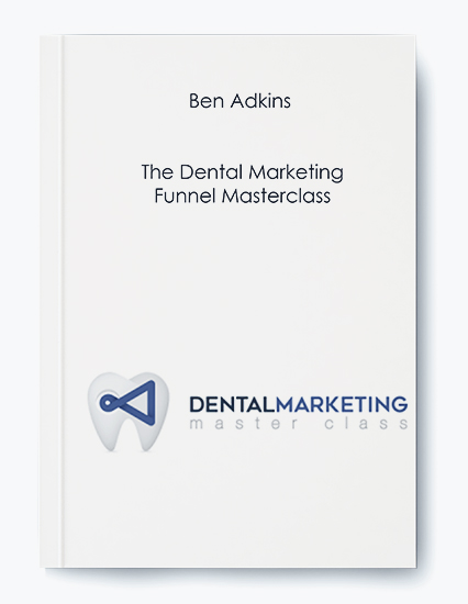 The Dental Marketing Funnel Masterclass by Ben Adkins by https://koiforest.com/