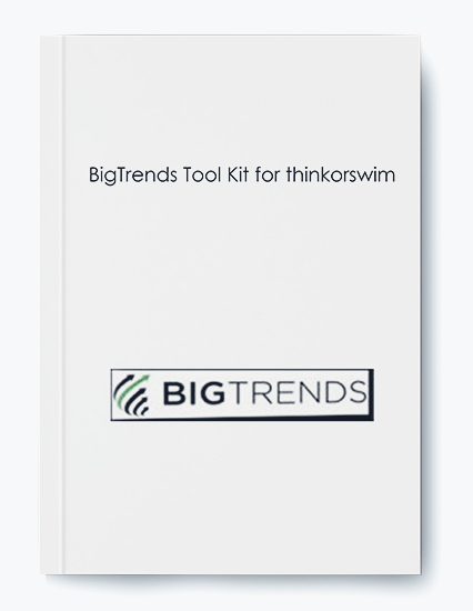 BigTrends Tool Kit for thinkorswim by https://koiforest.com/