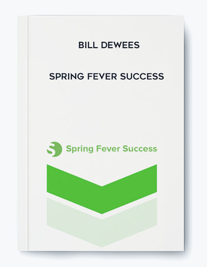 Bill DeWees – Spring Fever Success by https://koiforest.com/