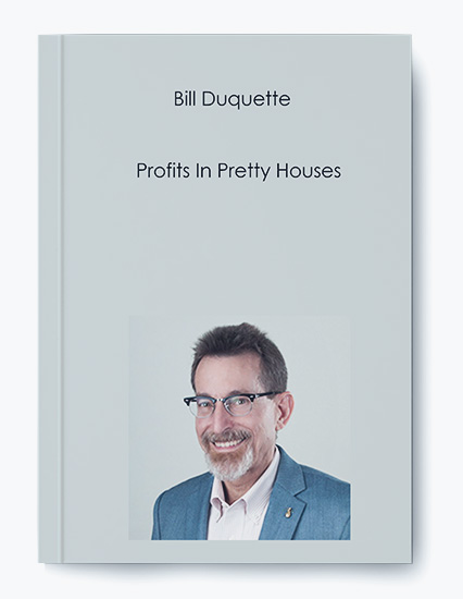 Profits In Pretty Houses by Bill Duquette by https://koiforest.com/