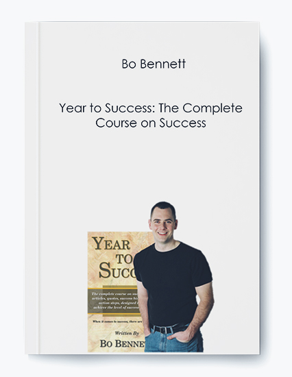 Bo Bennett – Year to Success: The Complete Course on Success by https://koiforest.com/
