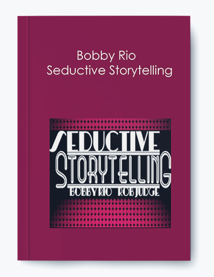 Seductive Storytelling by Bobby Rio by https://koiforest.com/