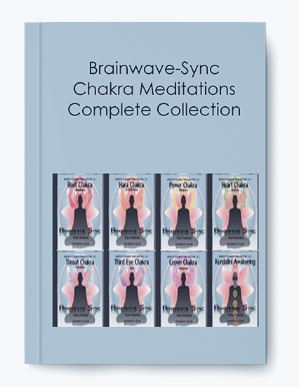 Brainwave-Sync – Chakra Meditations Complete Collection by https://koiforest.com/