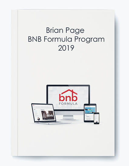 Brian Page – BNB Formula Program 2019 by https://koiforest.com/
