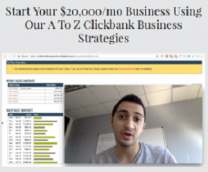 000 Per Month From Clickbank by CB Masters Academy by https://koiforest.com/