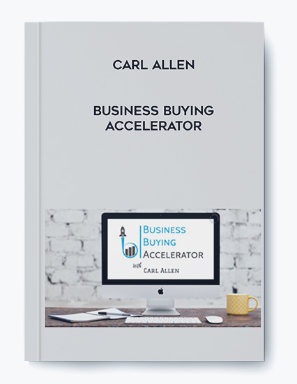 Business Buying Accelerator by Carl Allen by https://koiforest.com/