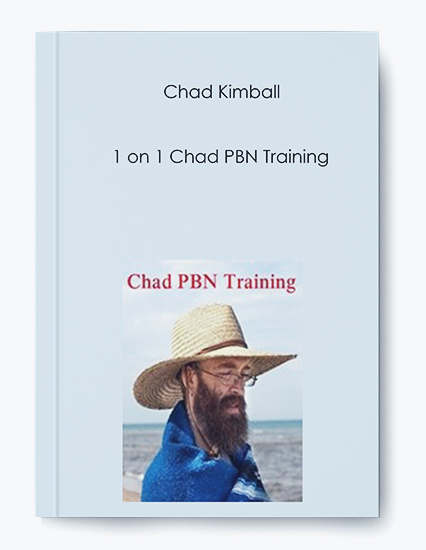 1 on 1 Chad PBN Training by Chad Kimball by https://koiforest.com/