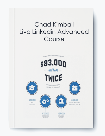 Chad Kimball – Live Linkedin Advanced Course by https://koiforest.com/