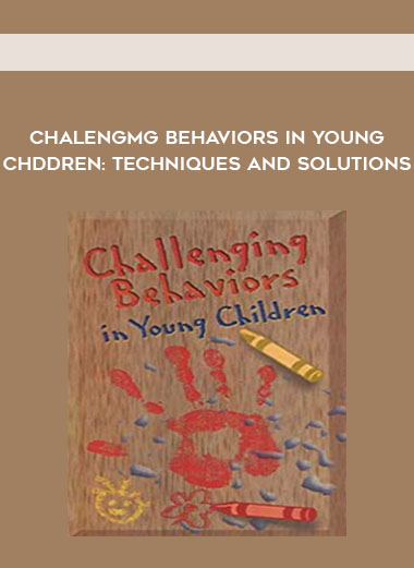 Chalengmg Behaviors in Young Chddren: Techniques and Solutions by https://koiforest.com/