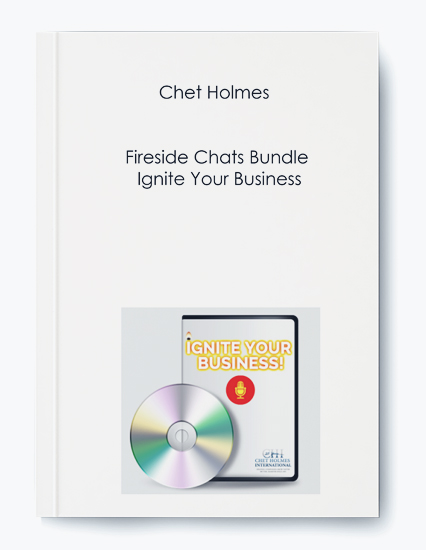 Chet Holmes – Fireside Chats Bundle – Ignite Your Business by https://koiforest.com/