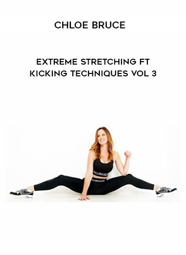 Chloe Bruce - Extreme Stretching ft Kicking Techniques Vol 3 by https://koiforest.com/