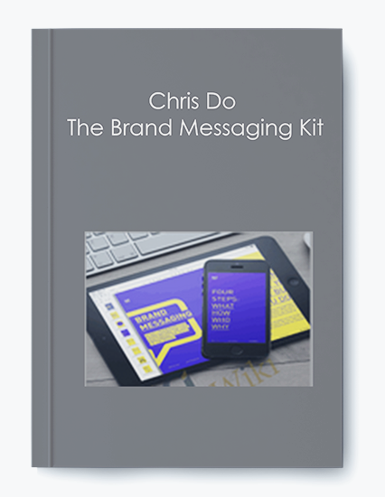 The Brand Messaging Kit by Chris Do by https://koiforest.com/
