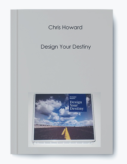 Design Your Destiny by Chris Howard by https://koiforest.com/