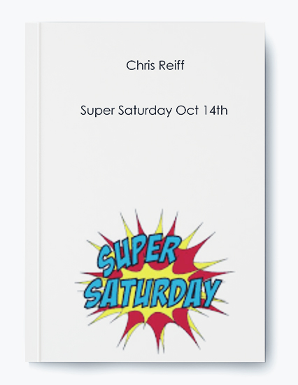 Chris Reiff – Super Saturday Oct 14th by https://koiforest.com/