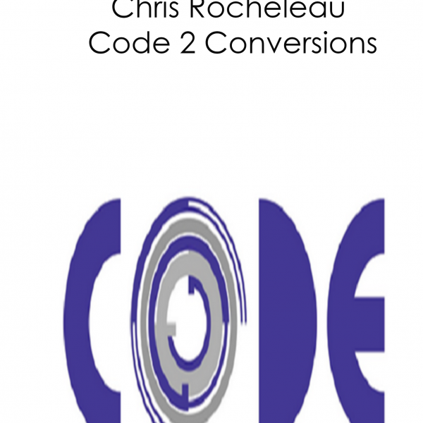Chris Rocheleau - Code 2 Conversions by https://koiforest.com/