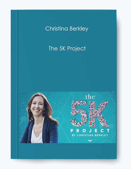 The 5K Project by Christina Berkley by https://koiforest.com/