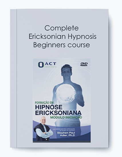 Complete Ericksonian Hypnosis – Beginners course by https://koiforest.com/