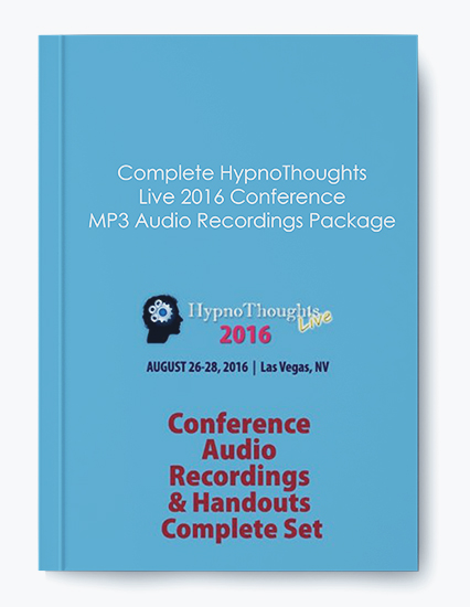 Complete HypnoThoughts Live 2016 Conference MP3 Audio Recordings Package by https://koiforest.com/