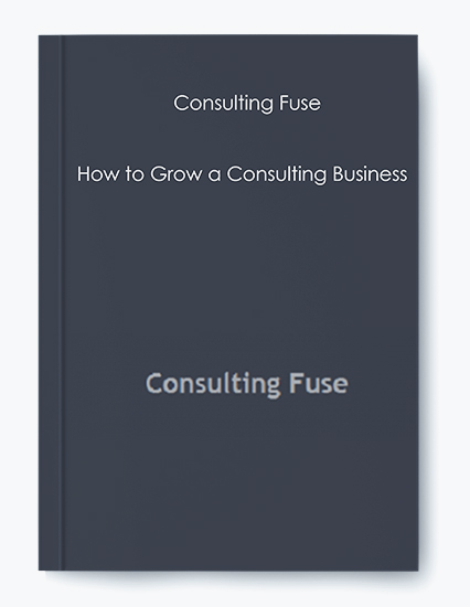 How to Grow a Consulting Business by Consulting Fuse by https://koiforest.com/