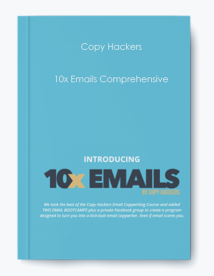 10x Emails Comprehensive by Copy Hackers by https://koiforest.com/
