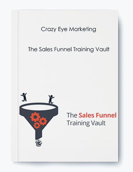 The Sales Funnel Training Vault by Crazy Eye Marketing by https://koiforest.com/