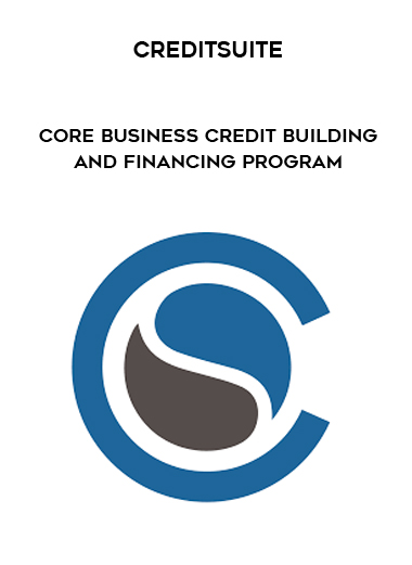 CreditSuite - Core Business Credit Building and Financing Program by https://koiforest.com/
