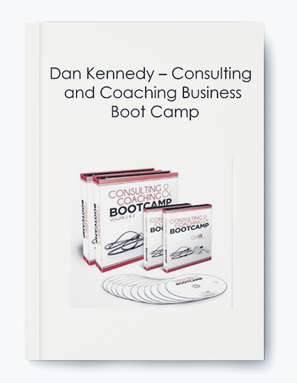 Dan Kennedy – Consulting and Coaching Business Boot Camp by https://koiforest.com/