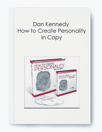 How to Create Personality in Copy by Dan Kennedy by https://koiforest.com/