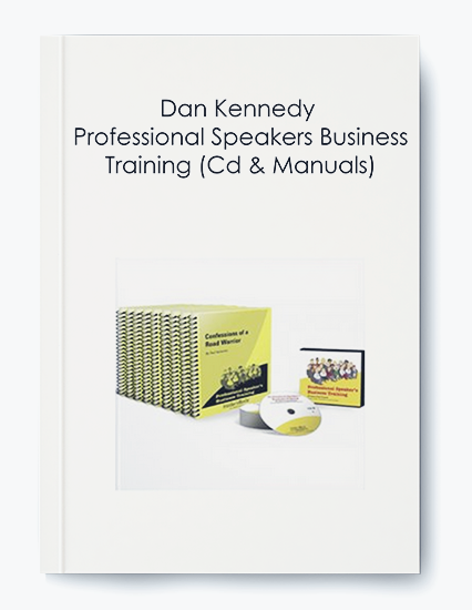 Dan Kennedy – Professional Speakers Business Training (Cd & Manuals) by https://koiforest.com/