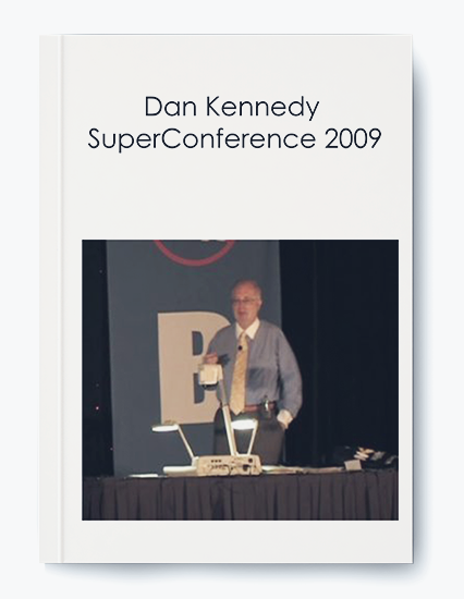 Dan Kennedy – SuperConference 2009 by https://koiforest.com/