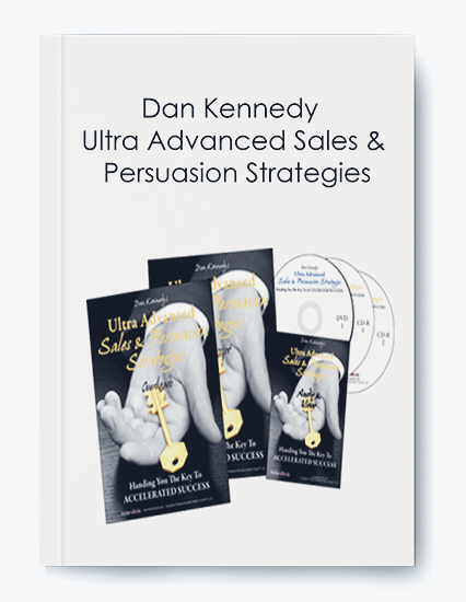 Ultra Advanced Sales & Persuasion Strategies by Dan Kennedy by https://koiforest.com/