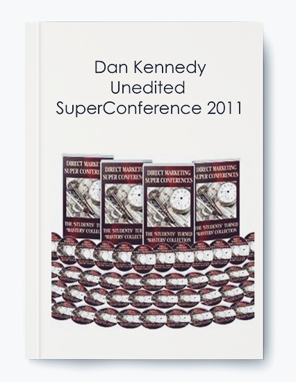 Dan Kennedy – Unedited SuperConference 2011 by https://koiforest.com/