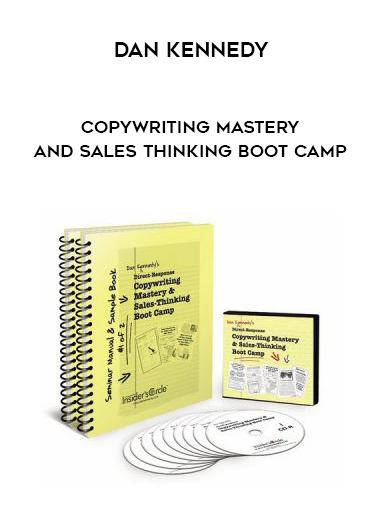 Dan Kennedy- Copywriting Mastery and Sales Thinking Boot Camp by https://koiforest.com/