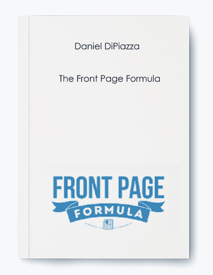 Daniel DiPiazza – The Front Page Formula by https://koiforest.com/