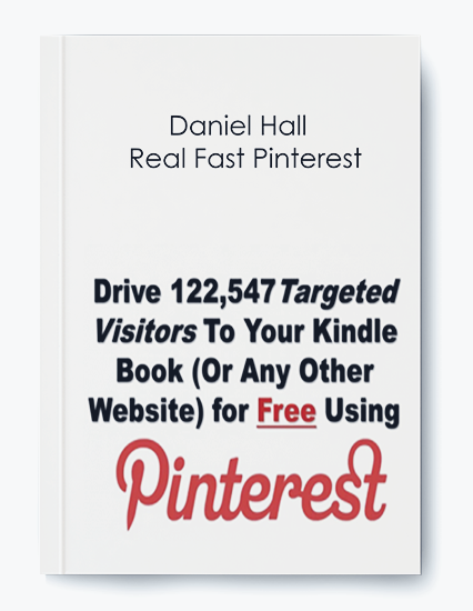 Daniel Hall – Real Fast Pinterest by https://koiforest.com/