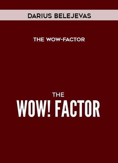 The WOW-Factor by Darius Belejevas by https://koiforest.com/