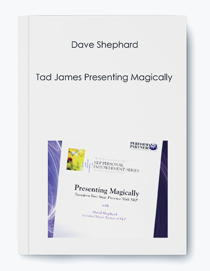 Presenting Magically by Dave Shephard – Tad James by https://koiforest.com/