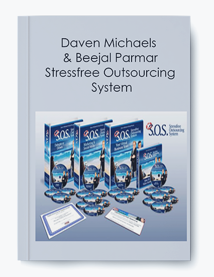Stressfree Outsourcing System by Daven Michaels & Beejal Parmar by https://koiforest.com/
